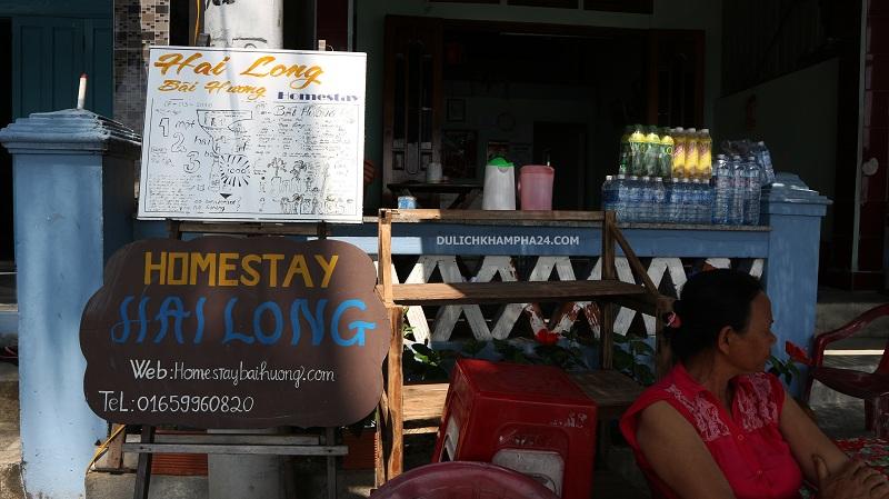 Nhà nghỉ Cù Lao Chàm